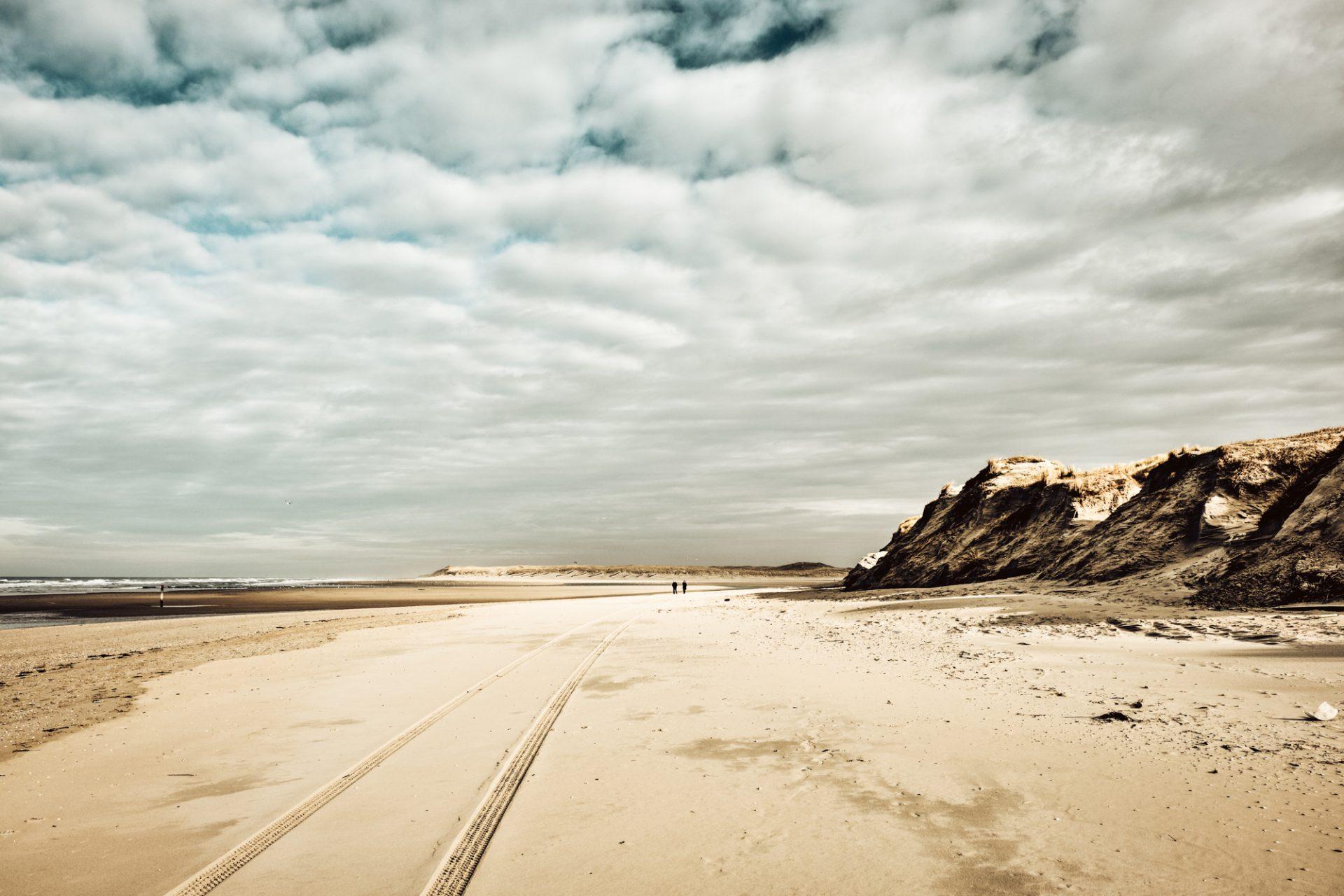 The Dutch Coastline